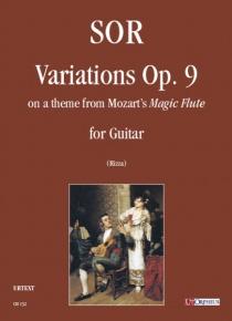 Variations op. 9