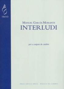 <i>Interludi</i> para conjunto de cámara