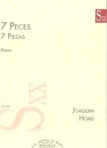 7 Piezas