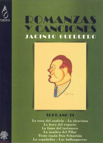 Romanzas y canciones - Soprano II