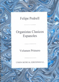 Anthology of Spanish Classic Organists, vol. 1