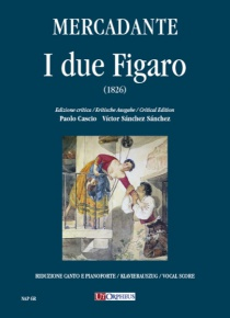 I due Figaro o sia Il soggetto di una commedia (1826). Edición crít (red)