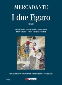 I due Figaro o sia Il soggetto di una commedia (1826). Edición crít (red)