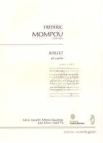Ballet per a piano