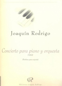 Piano and orchestra concerto