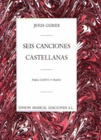 Seis canciones castellanas