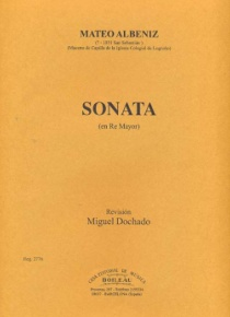 Sonate in D major