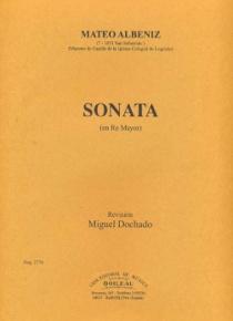 Sonate in D major