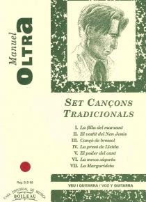 Set cançons tradicionals catalanes