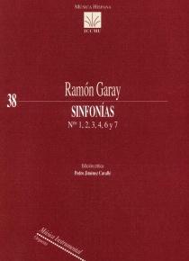 Symphonies 1,2,3,4,6 i 7