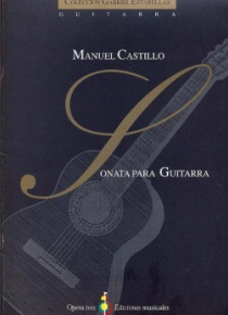 Sonata for guitar