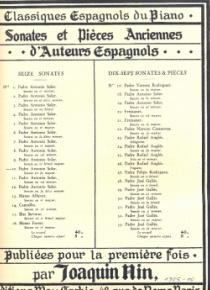 Sonates et pièces anciennes d'auteurs espagnols, núm. 10