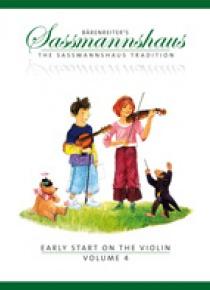 Egon Sassmannshaus vol 4 (violin)