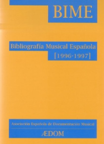 Spanish Bibliography Musical (1996-1997)