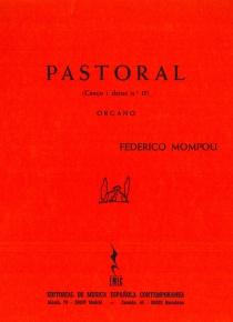 Pastoral (Cançó i dansa núm. 15)