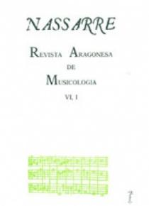Nassarre. Revista Aragonesa de Musicología, VI, 1