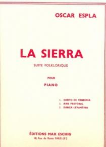 La Sierra (suite folklòrica)