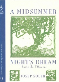 Suite from the opera A Midsummer Night's Dream