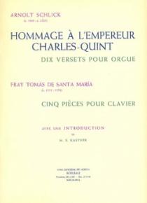 Homenaje al emperador Carlos V