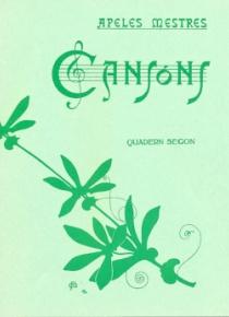 Cançons - Quadern segon