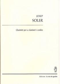 Quinteto para clarinete y cuerdas