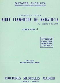 Aires flamencos de Andalucia núm. 5