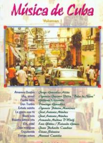 Música de Cuba (volumen 1)