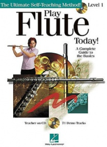 Play flute today - level 1 (with CD)