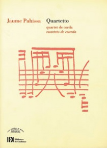 Quartetto, by Jaume Pahissa