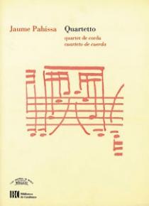 Quartetto, de Jaume Pahissa