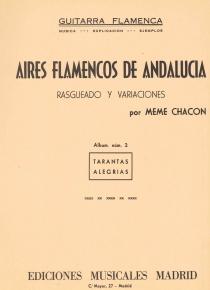 Aires flamencos de Andalucia núm. 2