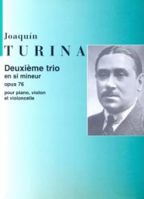 Trio núm. 2 en si menor, op. 76
