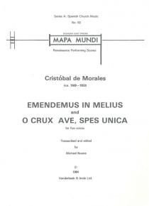Emendemus in Melius / O crux Ave, spes unica