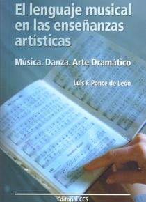 El lenguaje Musical en las enseñanzas artísticas