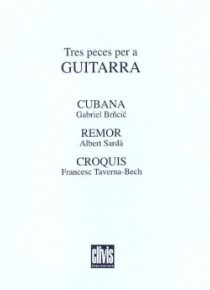 Tres peces per a guitarra