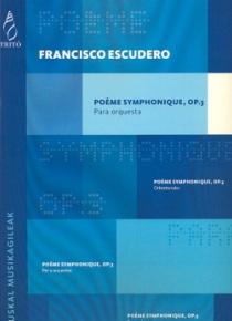 Poème symphonique, op. 3