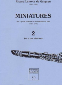 Miniatures, vol. 2
