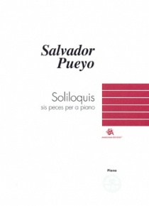 Soliloquis, six pieces for piano