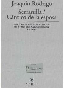 Serranilla / Canto de la esposa