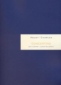 Concertino per a clarinet i conjunt de cambra