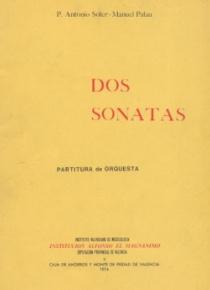 Dos sonatas