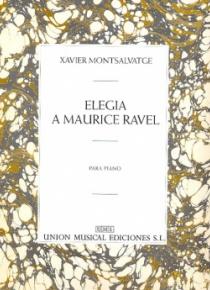 Elegía a Maurice Ravel