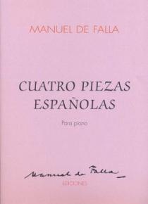 Cuatro piezas españolas