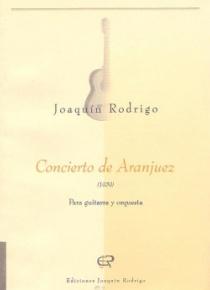 Concierto de Aranjuez (para guitarra y orquesta)