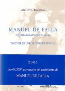 Manuel de Falla - su obra para piano (text)