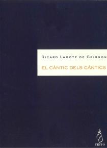 El càntic dels càntics