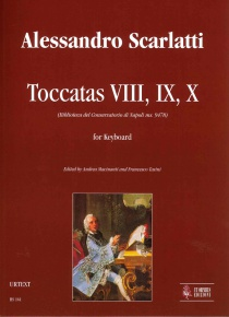 Tocatas VIII, IX, X