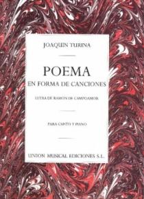 Poema en forma de canciones