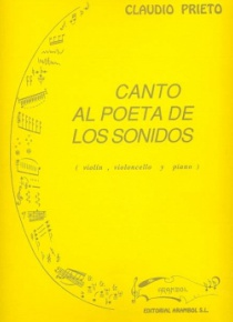 Canto al poeta de los sonidos