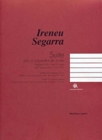 Suite for junior orchestra